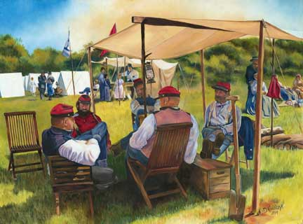 Life of the Civil War Soldier
